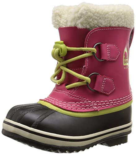 4815fc67b934 Sorel Yoot Pac TP BR RO Cold Weather Boot (Toddler Little Kid Big