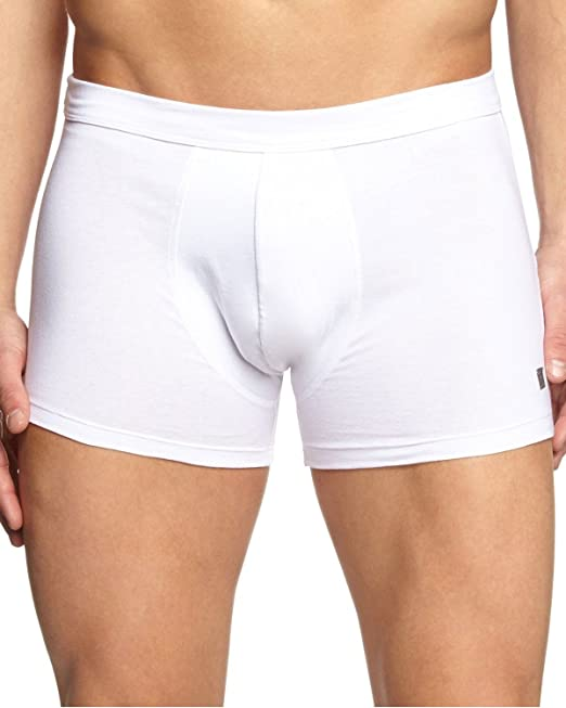 Fila 140162 Herren 2er Short Cotton Stretch-Bóxer Hombre Turquesa Small