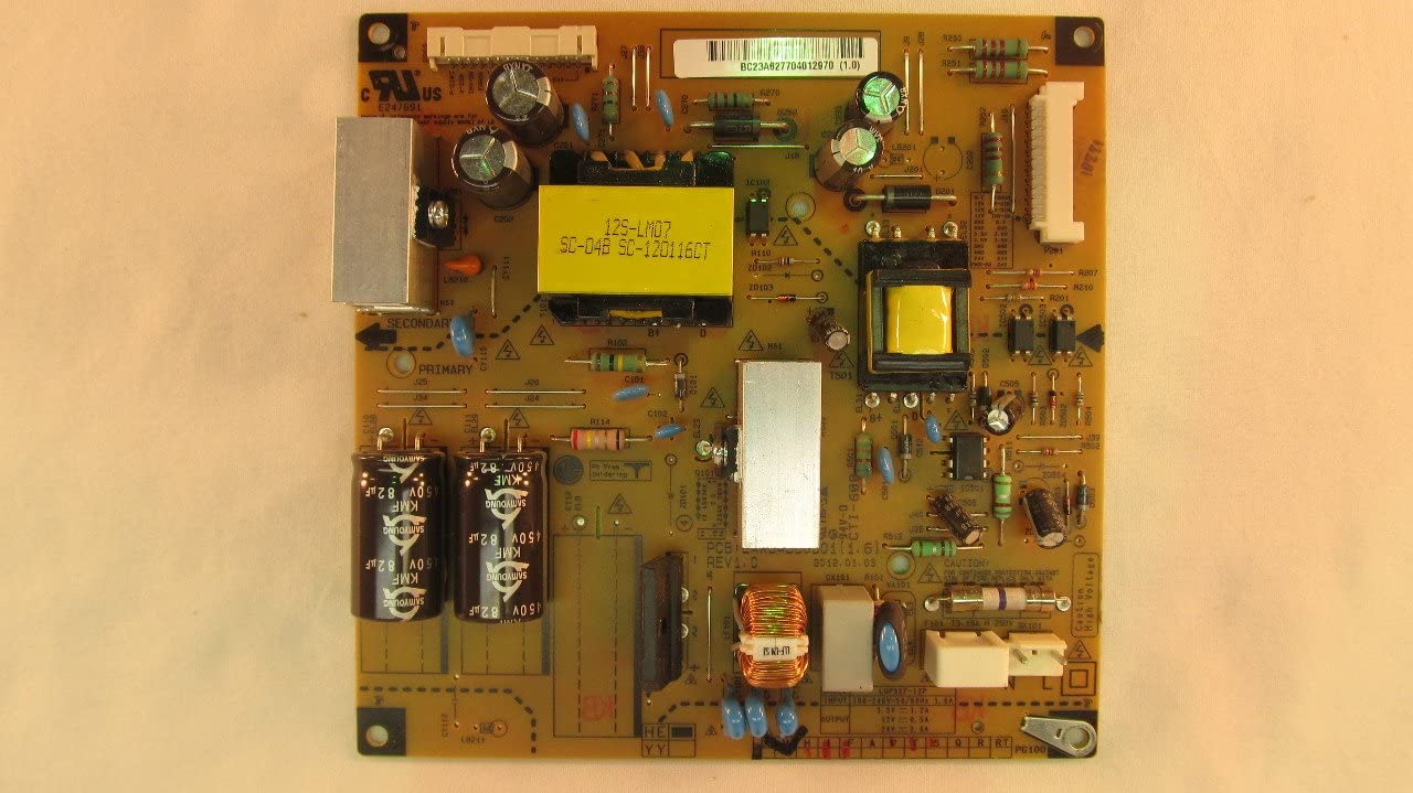 32 32LS3400 EAY62770401 LED//LCD Power Supply Board Unit
