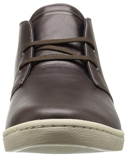 Fred Perry Byron Mid Leather B9081325, Chaussures de Ville - 42 EU