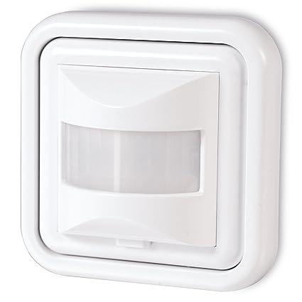 Sonero IMS050 Detector movimiento infrarrojo, IP20, 160°/9m 1 pz, blanco