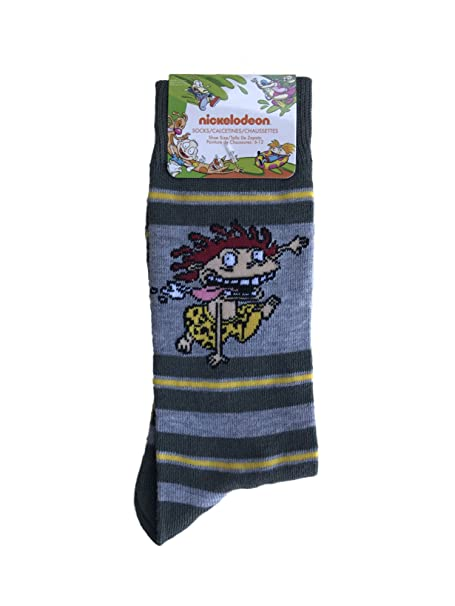 Nickelodeon The Wild Thornberrys Socks Donnie Thornberry