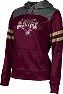 Ombre ProSphere Texas A/&M International University Girls Pullover Hoodie School Spirit Sweatshirt