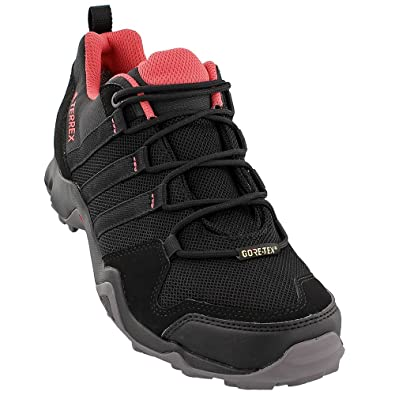 8b891ab5 adidas Sport Performance Women's Terrex AX2R Gore-Tex Hiking Sneakers,  Black Textile, Rubber, 7.5 M