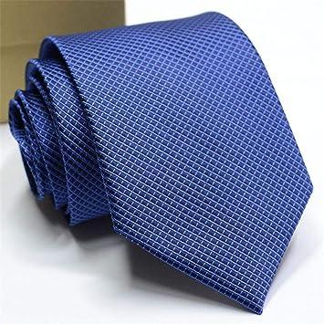 Zjuki corbata Seda Corbatas para Hombre Nuevo diseño Corbatas 8 cm ...