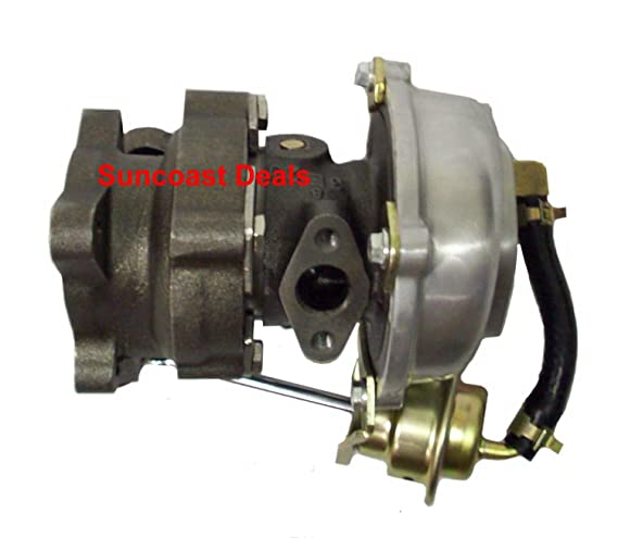 Mini Turbocompresor VZ21 para pequeños motores 100 HP Ihi RHB31 Turbo Motocicleta UTV: Amazon.es: Bricolaje y herramientas