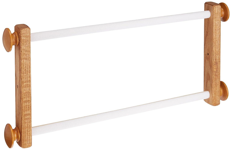 14-Inch American Dream Oak E-Z Stitch Frame 14 inch