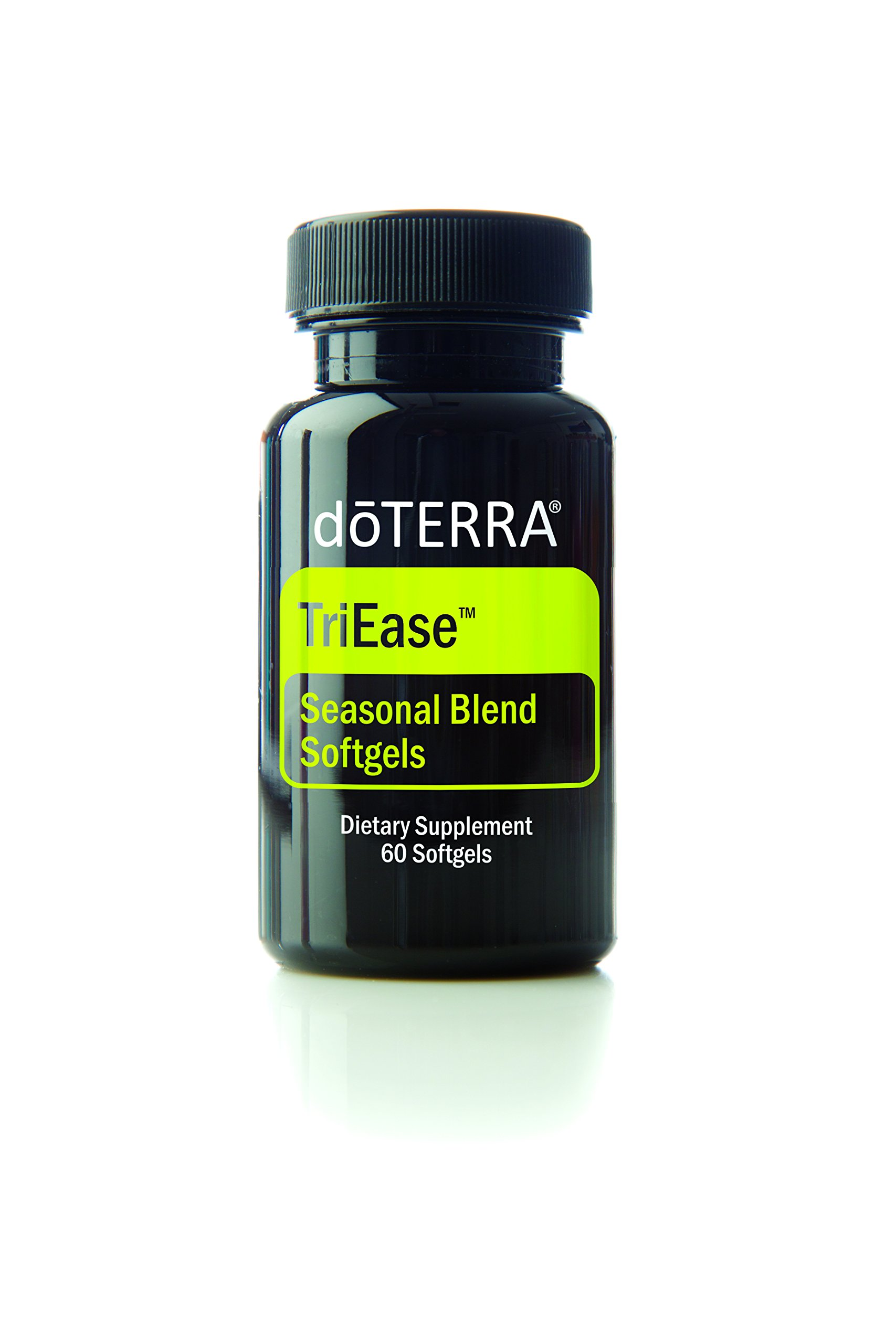 doTERRA - TriEase Softgels Essential Oil Seasonal Blend - 60 Softgels by DoTerra