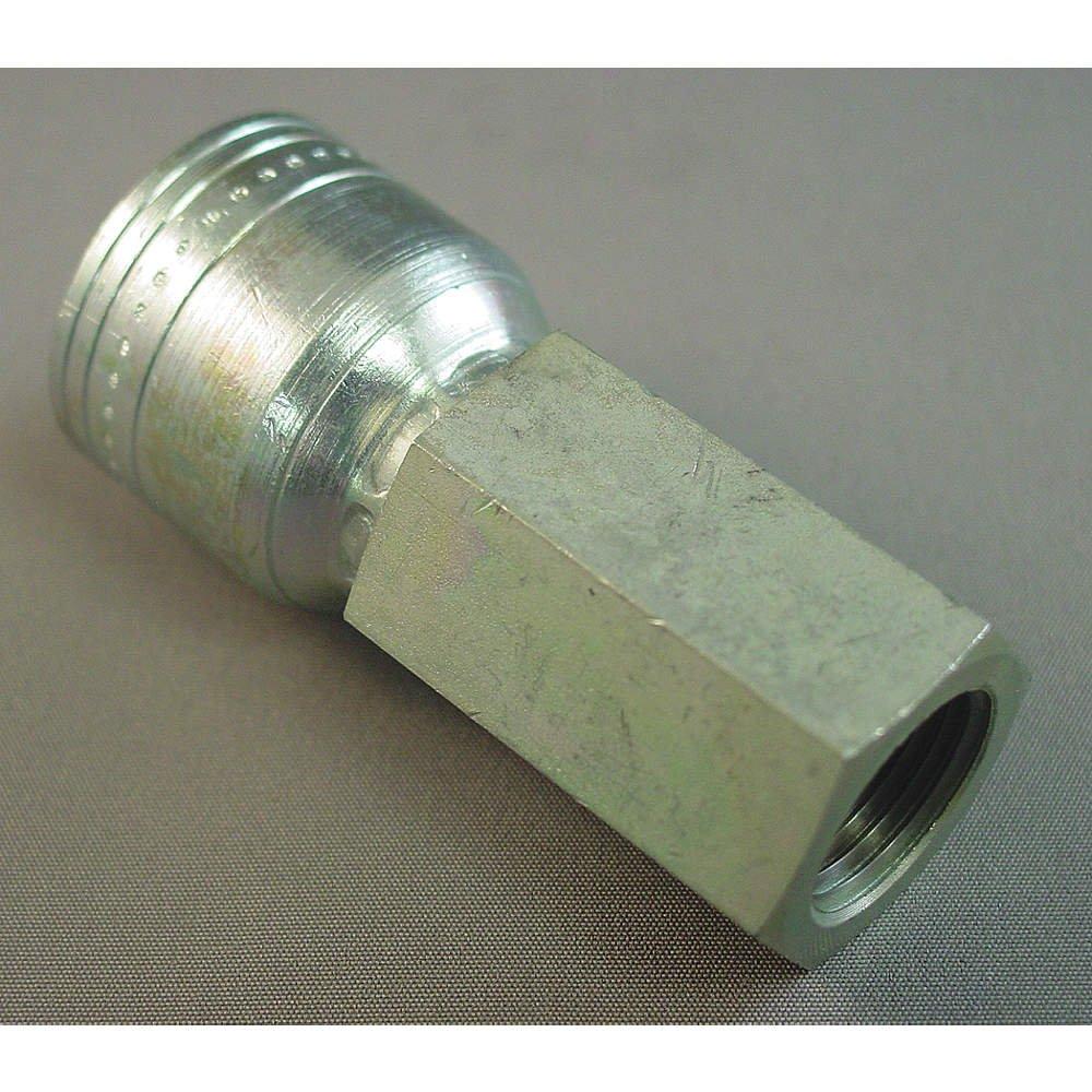 Adapter 1 Male JIC x 1 O-Ring Boss Male Eaton Aeroquip 202702-16-16S Steel Flared Tube Fitting