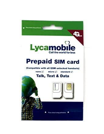 Amazon.com: lycamobile Plus Estados Unidos tarjeta SIM de ...