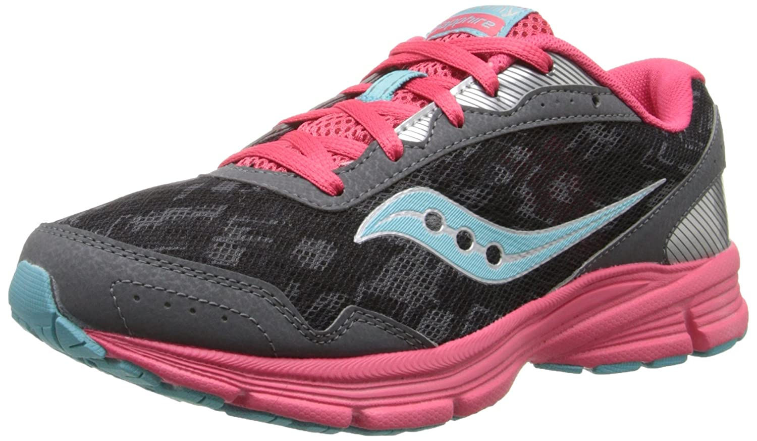 saucony pink running shoes