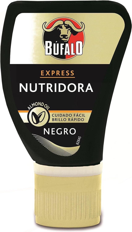 BÚFALO Express crema nutridora color negro bote 50 ml: Amazon ...