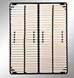 i-flair Lattenrost, Lattenrahmen für alle Matratzen geeignet - alle Größen (140cm x 200cm)