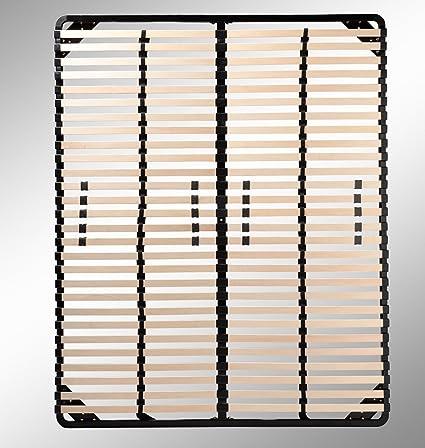 iFlair Somier/Listones 160x200 cm, marcos de cama - para todos los ...