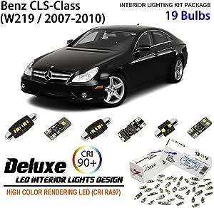 For Mercedes Benz C S CL SL Class LED White 1156 6000K Backup Reverse Light Bulb