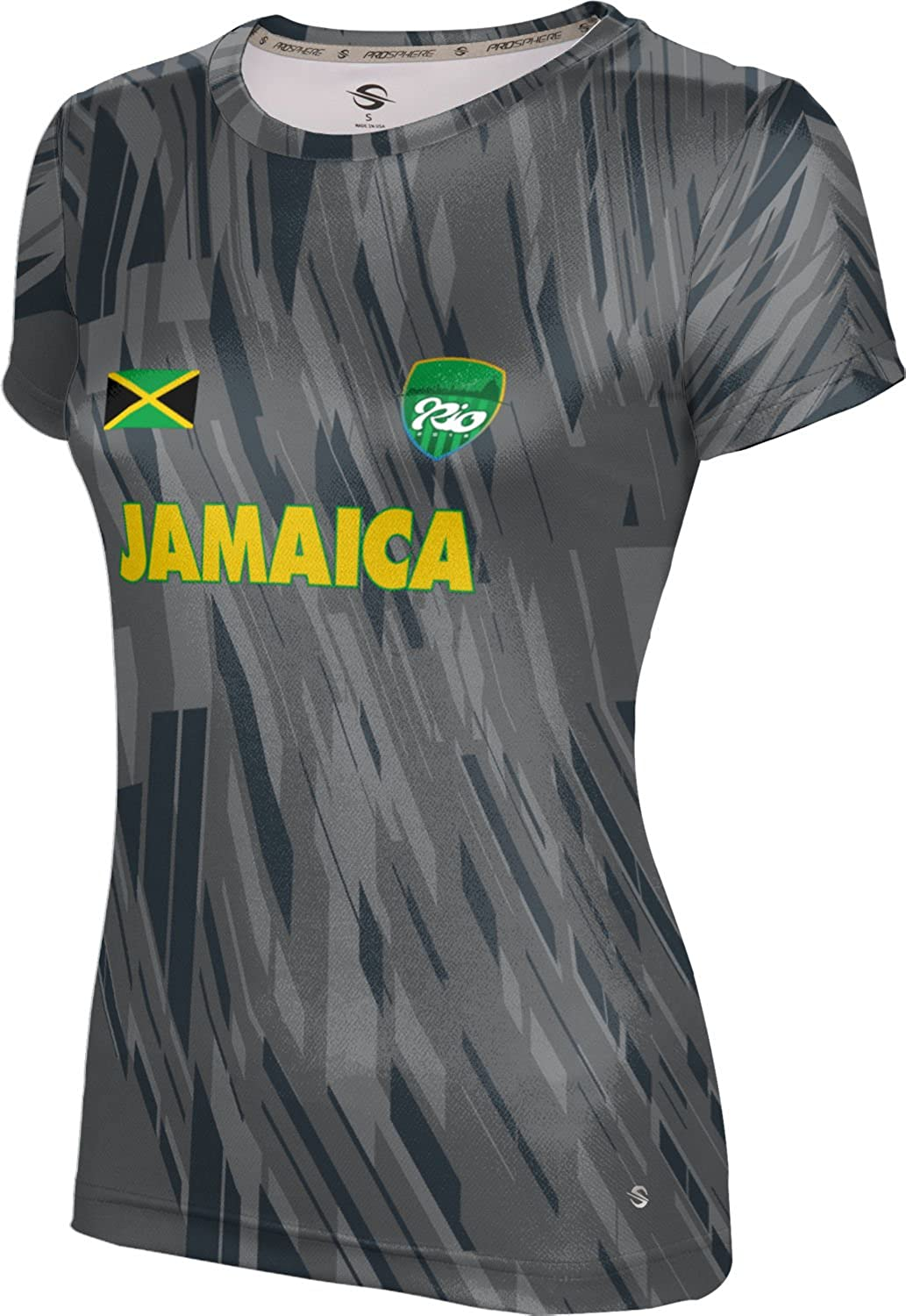 ProSphere Women's Rio 2016 Team Jamaica Tech tee