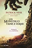 Un monstruo viene a verme MTI / A Monster Calls: Inspired by an idea from Siobhan Dowd – Movie Tie-In (NUBE DE TINTA, Band 160001)