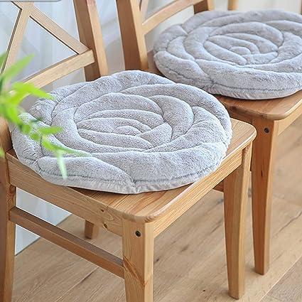 Chair Pad Seat Cushion Fashion Cushions Pads Kitchen Dining Sofa Armchairs Wheelchair Back
