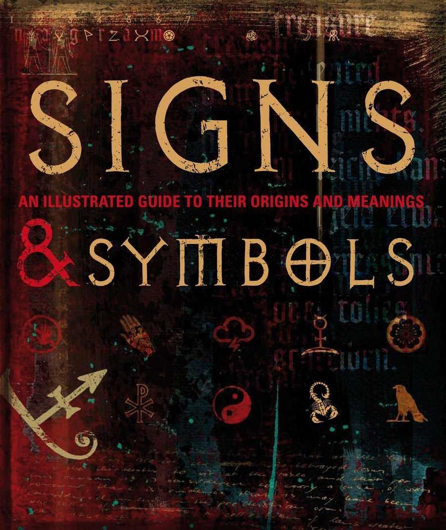 Signs And Symbols Dk Publishing Miranda Bruce Mitford
