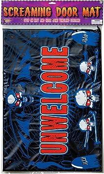 Sonic Screaming Door Mat (accesorio de disfraz): Amazon.es ...
