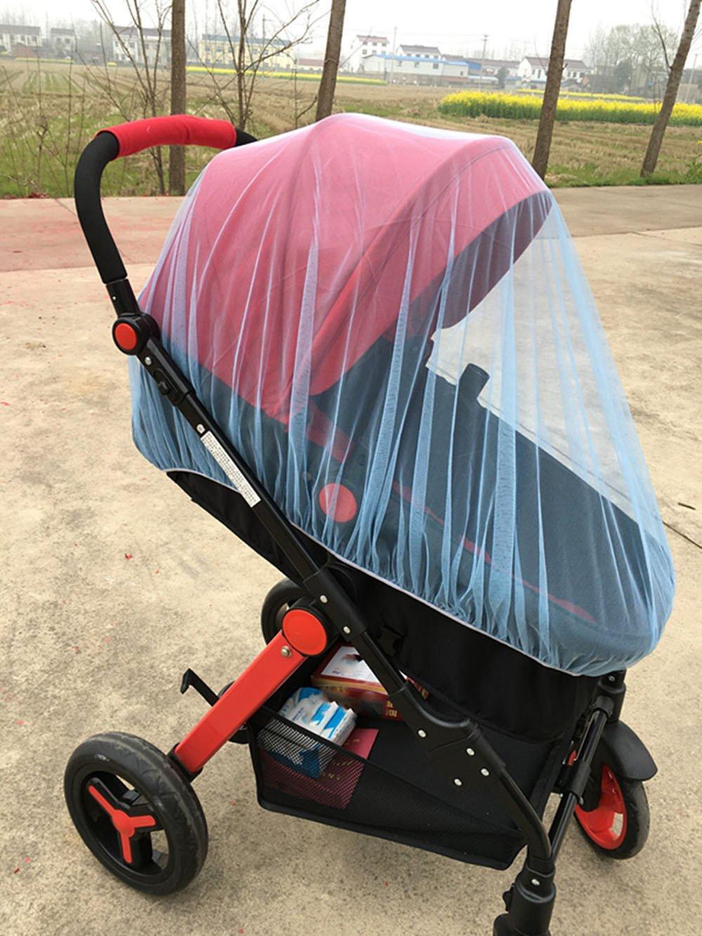 Birdfly Infant Baby Stroller Double Mosquito Net Bug