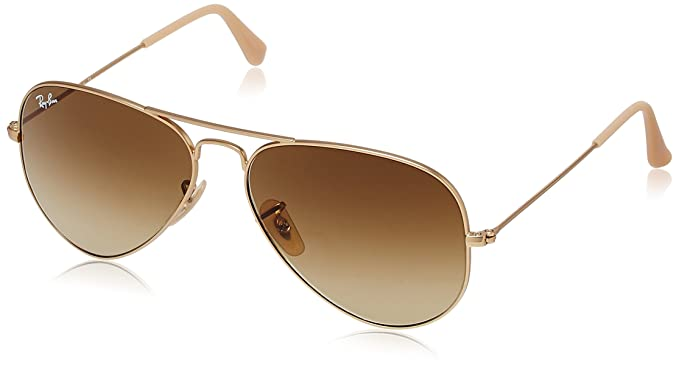 daf82c0cfeb Image Unavailable. Image not available for. Colour  Ray-Ban Aviator Unisex  Sunglasses ...