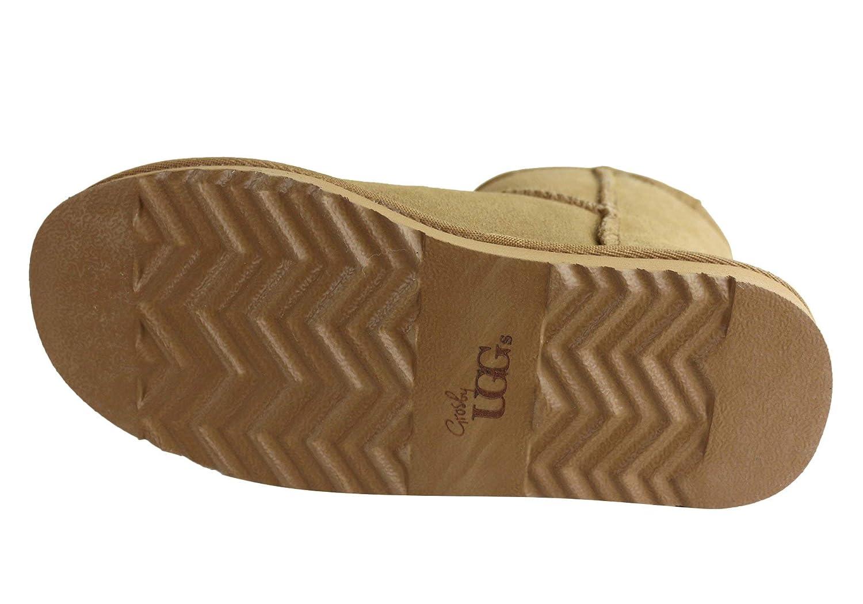 828ec1acfa7 Grosby Jillaroo Women's UGG Boots Genuine Sheepskin Suede Leather ...