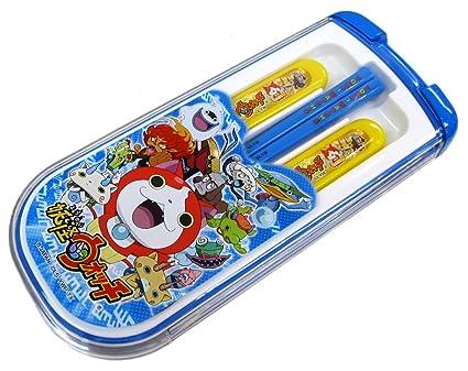 Yo-Kai Watch Trio Set (Spoon, Folk, Chopstick)