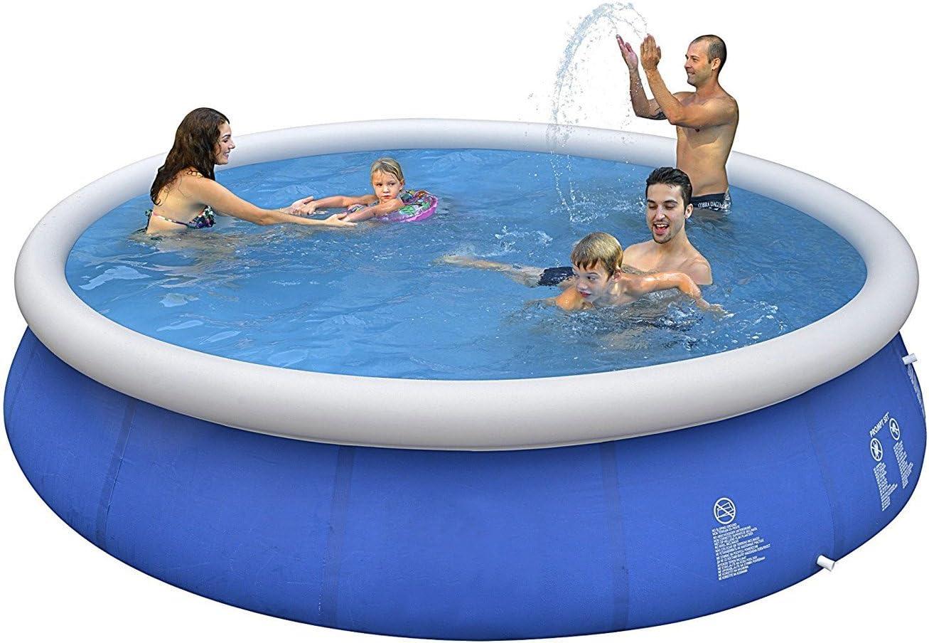 Jilong 6920388626620 Piscina Marin Blue con depuradora de filtro ...