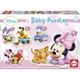 Educa - 15612 - Puzzle - Baby Minnie
