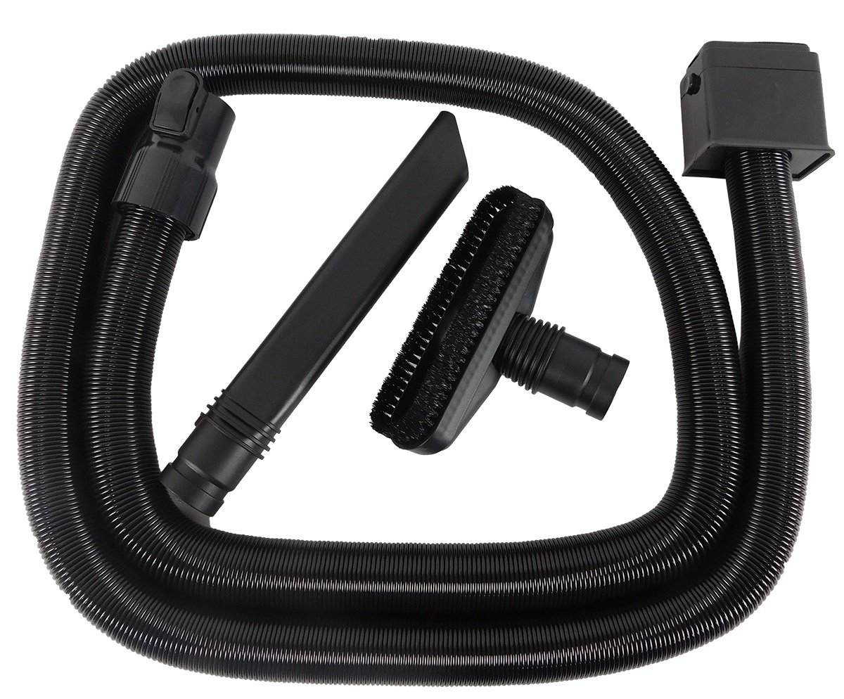 Sweepovac V2.0 Attachment Expandable Hose and Brush Nozzle