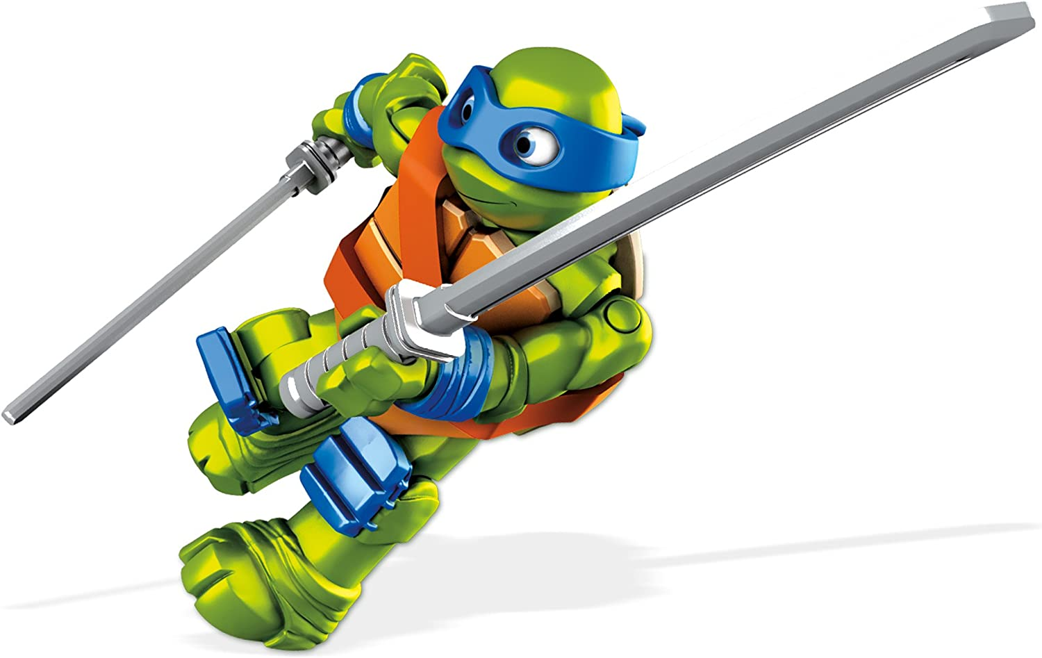 Amazon.com: Mega Construx Teenage Mutant Ninja Turtles Ninja ...