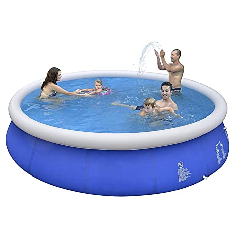 Jilong - Piscina hinchable Easy Setup, 4,50 m x 90 cm
