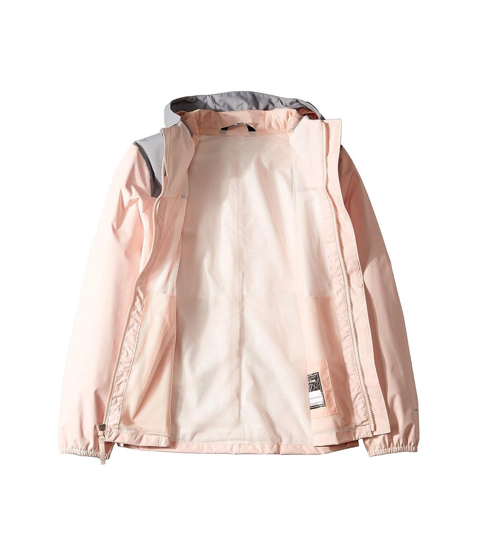 Salt Doudoune Reflective Pink Jacket North The Face Resolve G Fille SzVMUp