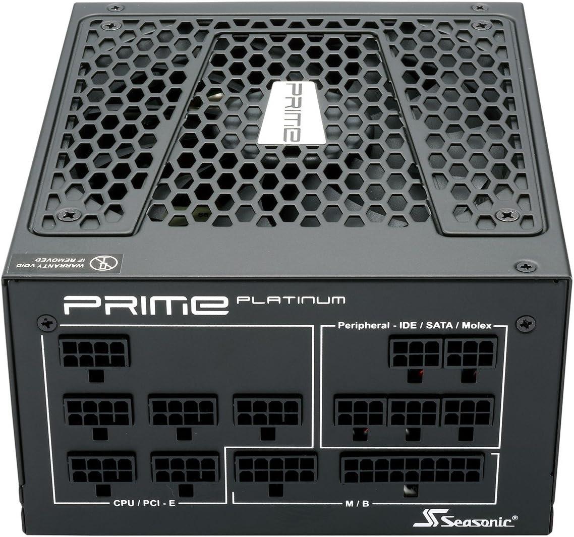 Seasonic Prime Modular 750w Netzteil Für Computer Elektronik