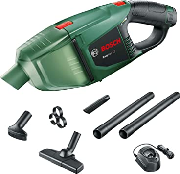 Bosch Aspirador manual a batería EasyVac 12 (12 V, Power for all ...