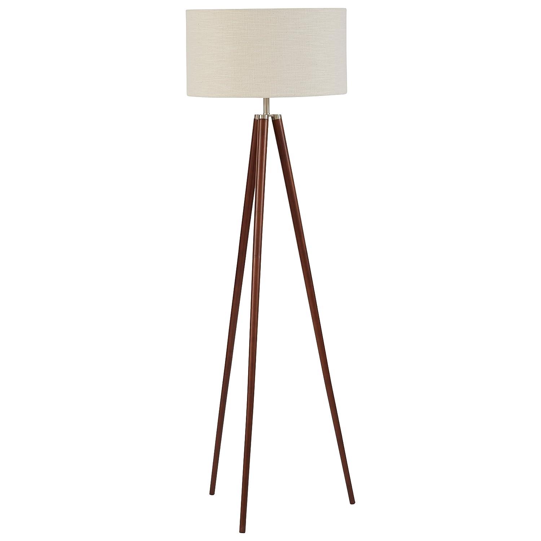 Stone & Beam Modern Tripod Floor Lamp, 61