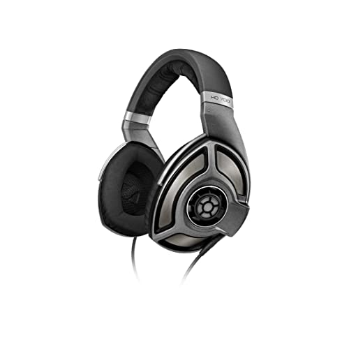 Sennheiser HD 700 - Auriculares de diadema Abiertos, Plateado