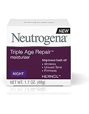 Neutrogena Triple Age Repair Moisturizer, Night, 1.7 Oz
