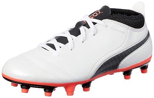 Puma 104244 Zapatos de futbol para Bebé Niños  Amazon.com.mx  Ropa ... 986ea179a0856