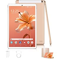Tablets 10.1 Pulgadas 4G Android 10 3GB RAM 32GB ROM 128GB Escalables de Memoria Tableta PC 8000mAh Quad-Core 8MP Dual…