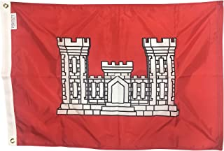 product image for Army Engineer Flag (12x18)