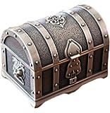 ジュエリーボックス ドラクエ風 伝説 宝箱 アンティーク アクセサリー ケース