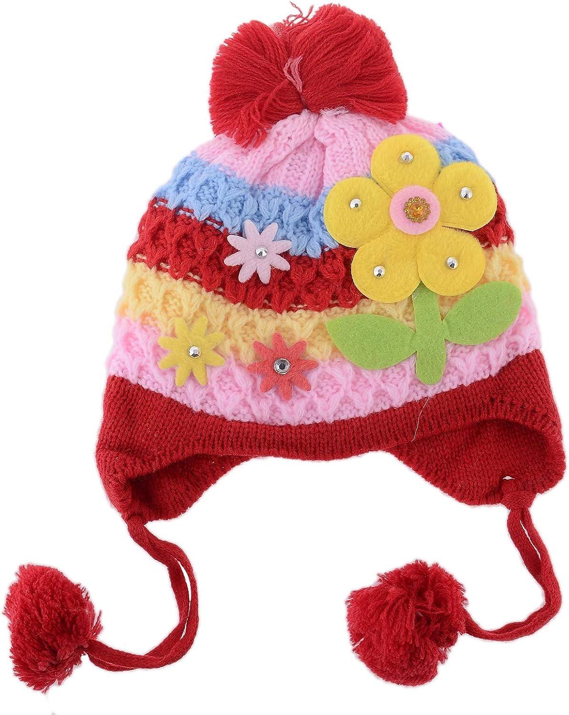 7 years Handmade crochet baby girl Hat Or Hat And Mittens  early baby Newborn