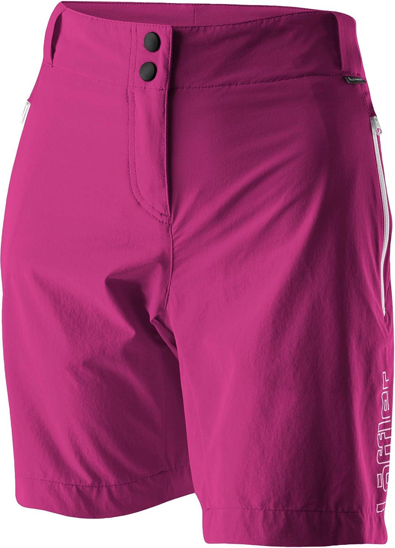 LÖFFLER Trekking Shorts Women - Berry