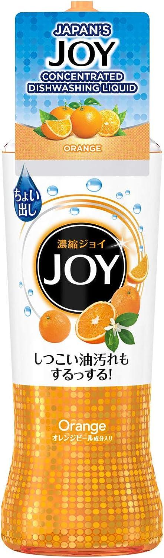 ジョイ コンパクト 食器用洗剤 オレンジピール成分入り 本体