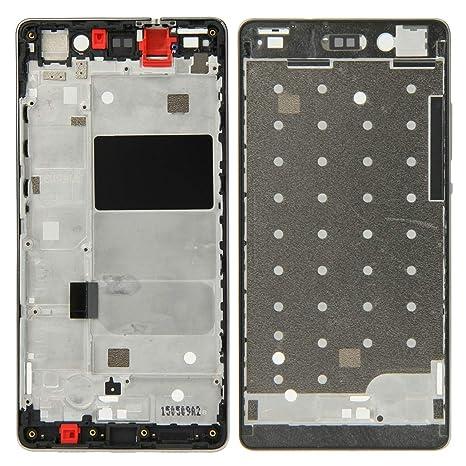 JINYANG Huawei P8 Lite Carcasa Frontal LCD Marco Bisel de ...
