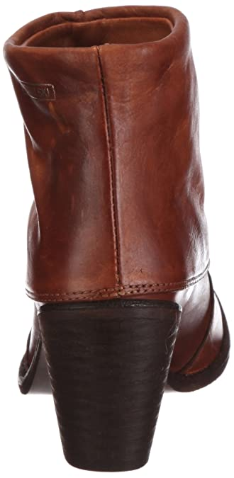 Kowalski Keeva Mid Boot Boots Womens Brown Braundark brown