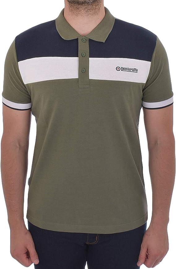 Lambretta - Polo casual para hombre: Amazon.es: Ropa y accesorios