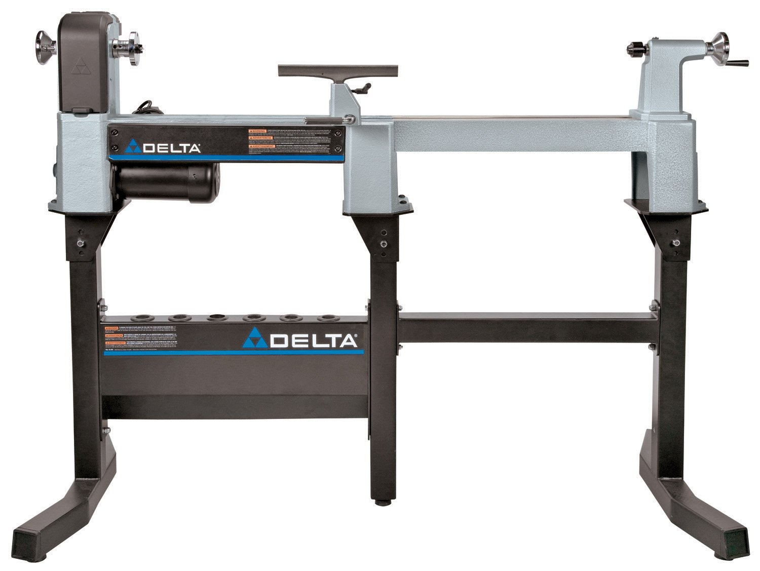 Delta Industrial 46-464 Midi-Lathe Modular Stand Extension by Delta